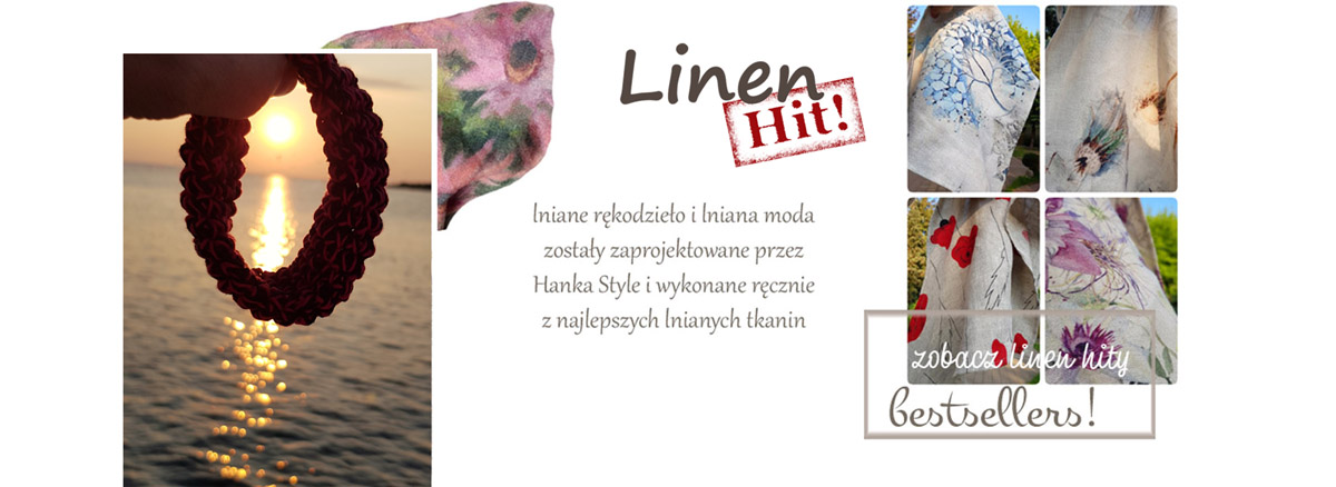 Linen Hit! fashion & nature